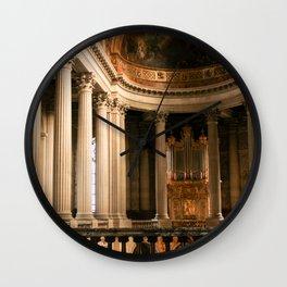 Versailles Palace Chapelle Wall Clock