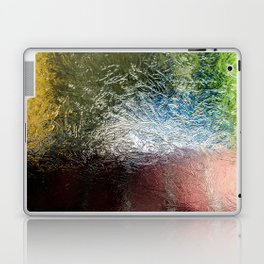 Glass Abstract Laptop & iPad Skin