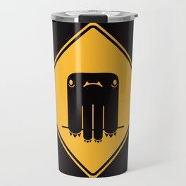 Monster Zone Travel Mug