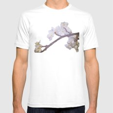 Hope Is Here Mens Fitted Tee White MEDIUM