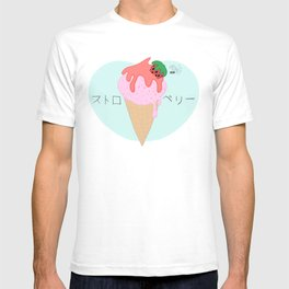 Strawberry Icecream T-shirt