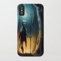 kieren walker iPhone & iPod Cases featuring Walker by SEBS
