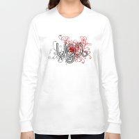 georgia Long Sleeve T-shirts featuring Georgia by Tanie