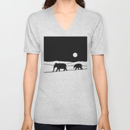 Elephants Dream II Unisex V-Neck