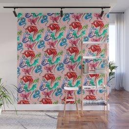 Dragon Skin Wall Mural