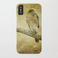 hunter x hunter iPhone & iPod Cases featuring Hunter by Curt Saunier