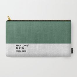 MANTONE® Wage Gap Carry-All Pouch