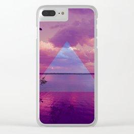 Sylvan 2 Clear iPhone Case