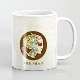 The head Coffee Mug