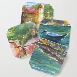 Vernazza, Cinque Terre Italy Coaster