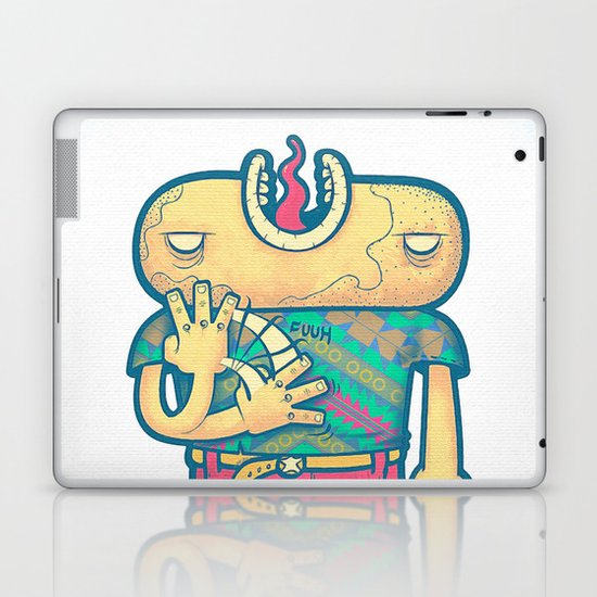 brain free Laptop & iPad Skin