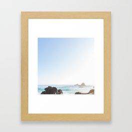 Laguna Beach Series 1 Framed Art Print