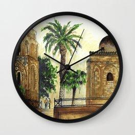 Palmes Wall Clock