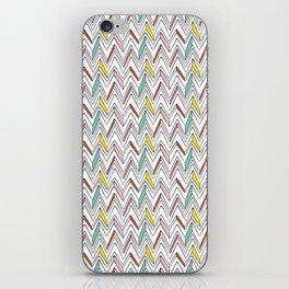 Memphis Style iPhone Skin