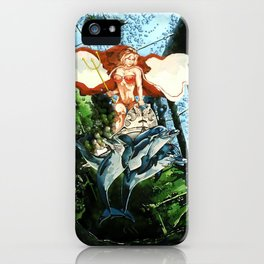 Hush iPhone Case