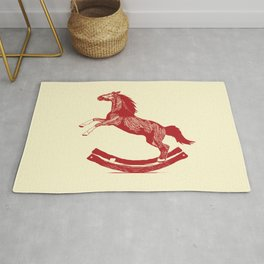 Rocking Horse Rug