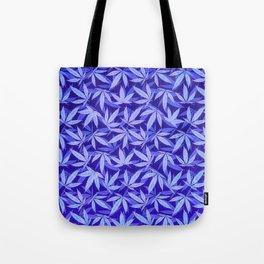 Purple Haze - Cannabis / Hemp / 420 / Marijuana  - Pattern Tote Bag
