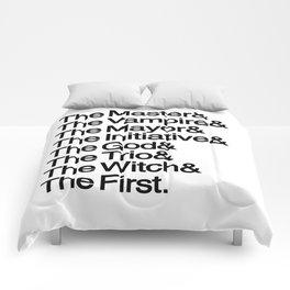 The Big Bads Comforters