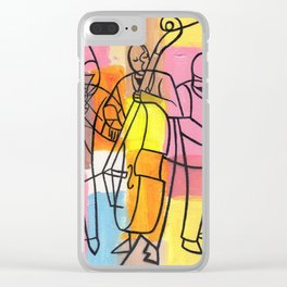 All The Tunes For You Clear iPhone Case