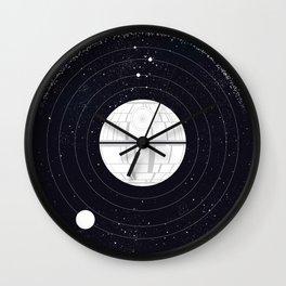 Phonetic Star Wall Clock
