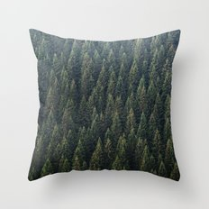 Cover Me Throw Pillow