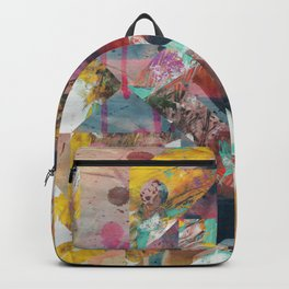 You Never Know How It Might Unfold Backpack