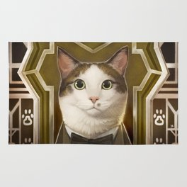 The Great Catsby Rug