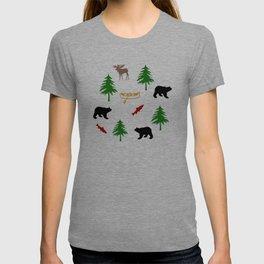 Moose Bear T-shirt