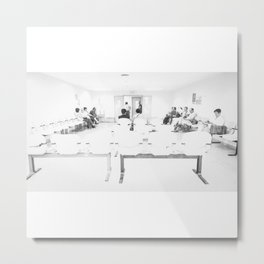 Purgatorio / Paciencia Metal Print