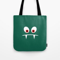 Angry Monster Tote Bag
