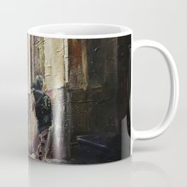 Presentiment Print Original Oil Painting On Canvas Home Living Coffee Mug