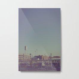 Durham Station Metal Print