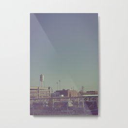 Durham Station Metal Print