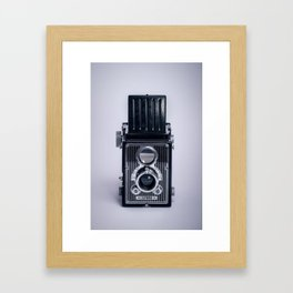 Vintage Ilford Craftsman Framed Art Print