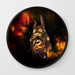 The Dark Mite Eternal Wall Clock