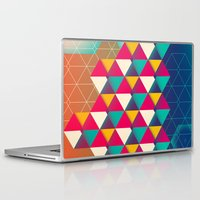 scales Laptop & iPad Skins featuring Scales  by sixsixtysix