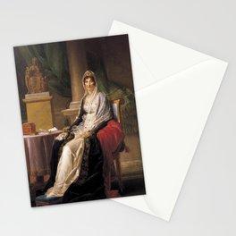 François Gerard - Portrait of Madame Mre Stationery Cards
