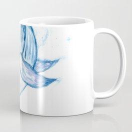 Cute whale watercolor Coffee Mug
