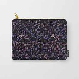 Crop Circles (Nebula Pattern) Carry-All Pouch