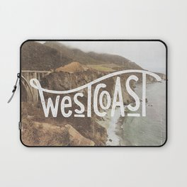 West Coast - BigSur Laptop Sleeve