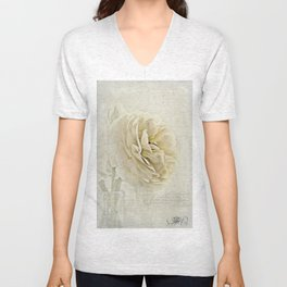 Botanical Notes  Unisex V-Neck