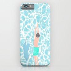 SWIMMING ALONE iPhone 6s Slim Case
