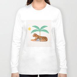 Tiger Paradise Long Sleeve T-shirt