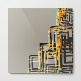 113017 Metal Print
