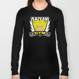 Anime Gym v4 Long Sleeve T-shirt