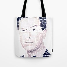 Stephen Colbert Tote Bag