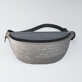 Light of the World Fanny Pack