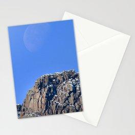 Watercolor Landscape, Estes Park 11, Colorado Stationery Cards