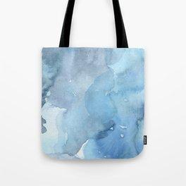 blue#2 Tote Bag