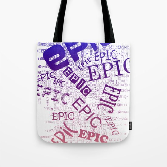 Epic Tote Bag